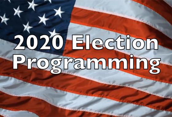 2020 Election Programming