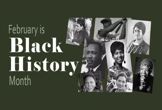 Black History Month Programming